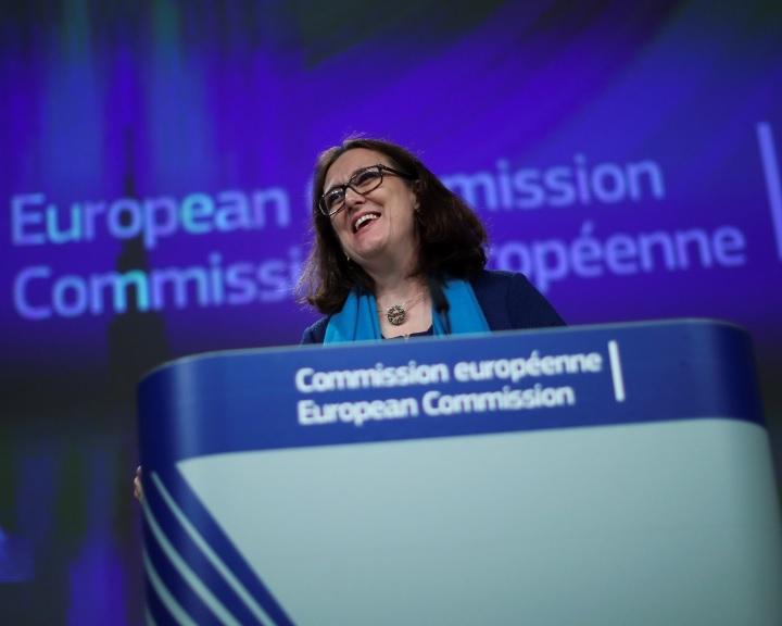 Az EU tagállamai jóváhagyták a kereskedelmi tárgyalások megkezdését