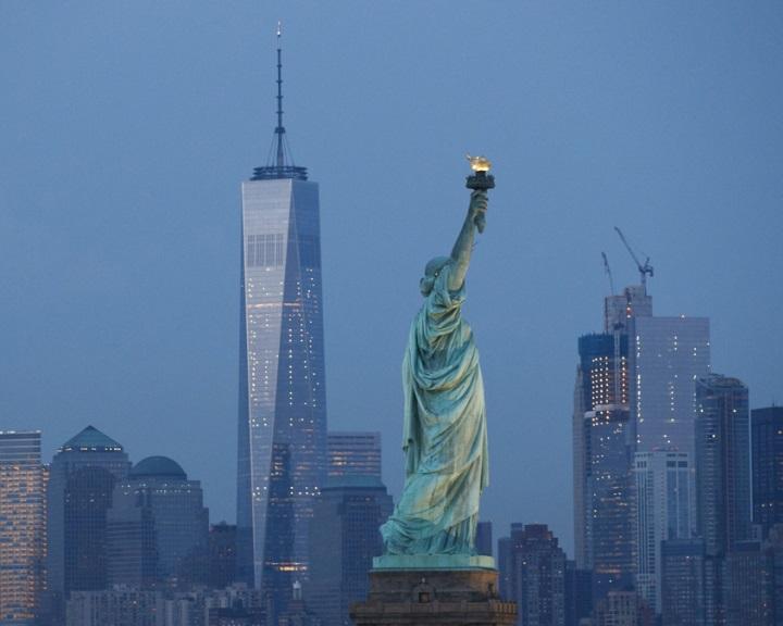 New York polgármestere az acélból és üvegből épülő felhőkarcolók betiltását ígéri