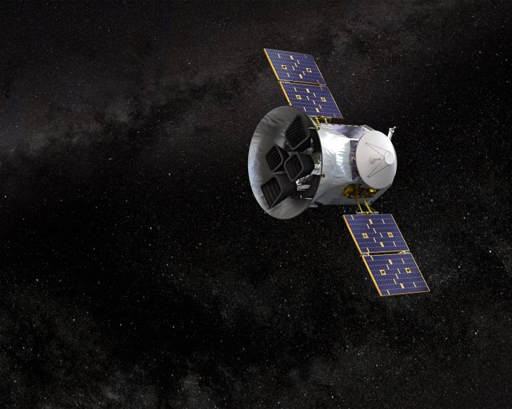 Földméretű exobolygót talált a TESS