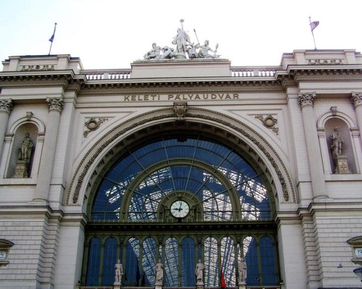 Két hétre lezárják a Keleti pályaudvart májusban