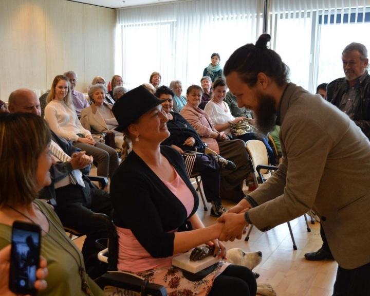 Jó ember-díj - Mészáros Gabriella, sorstársait segítő mozgássérült önkéntes az idei kitüntetett