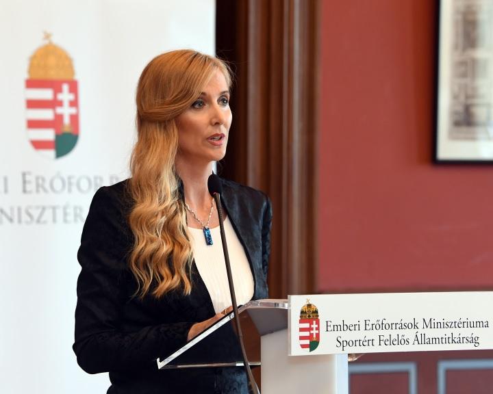 Kásler Miklós: a sport a magyar identitás részévé vált
