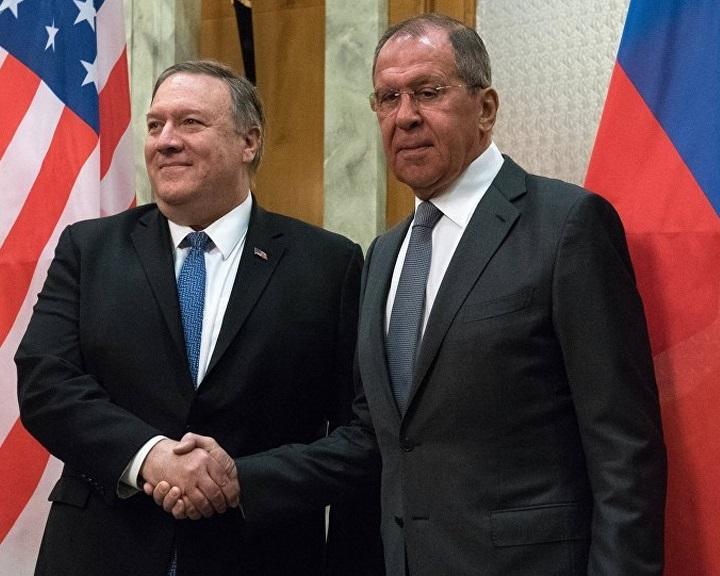 Pompeo: Trump az orosz-amerikai kapcsolatok javítására törekszik