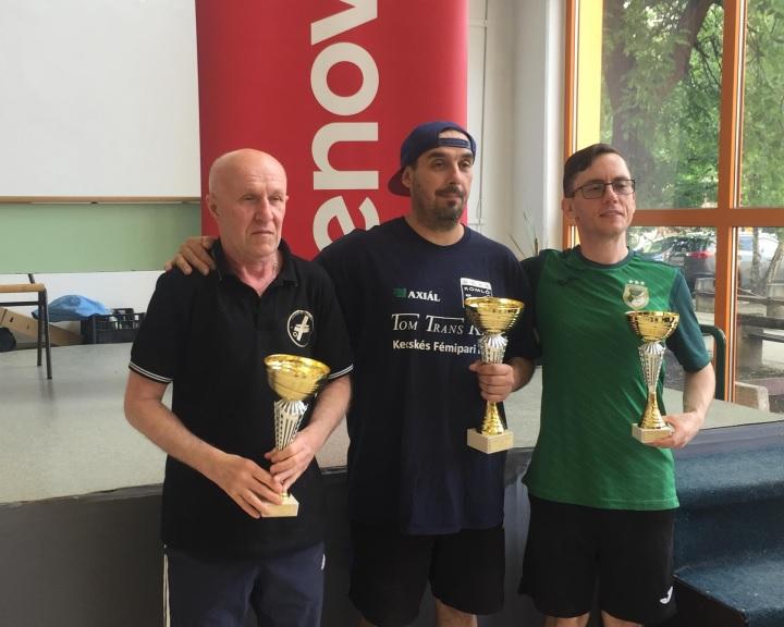Egyéni OB: Fülöp negyedszer OB győztes, és Trecskó is megvédte tavalyi címét!