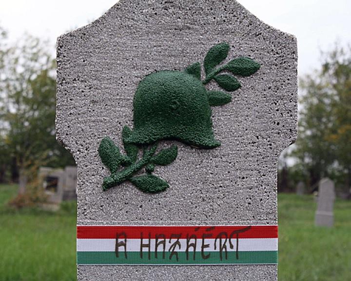 A hadisírok tiszteletét sürgette a Hadtörténeti Intézet és Múzeum parancsnoka
