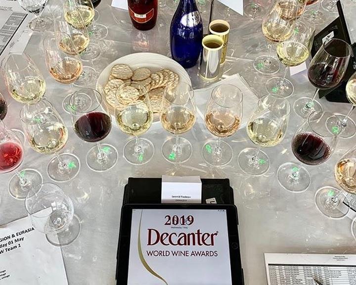 Magyar sikerek a londoni Decanter World Wine Awards borversenyen