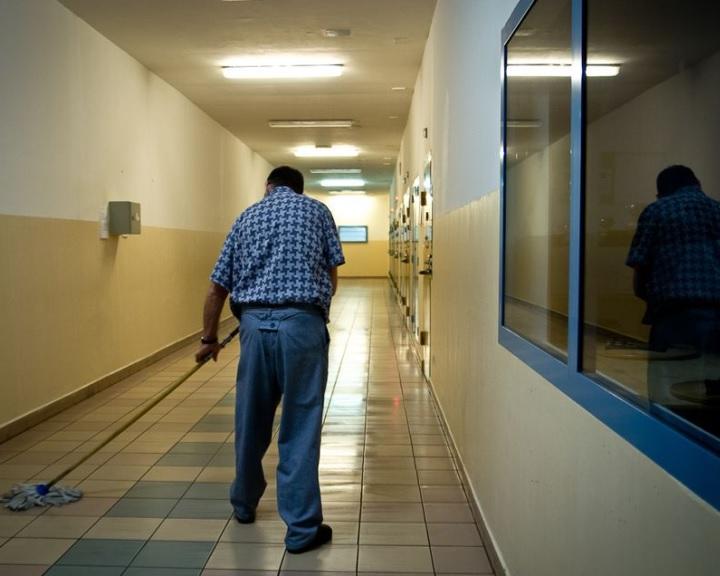 Előrelépés a komlói büntetés-végrehajtási intézet ügyében