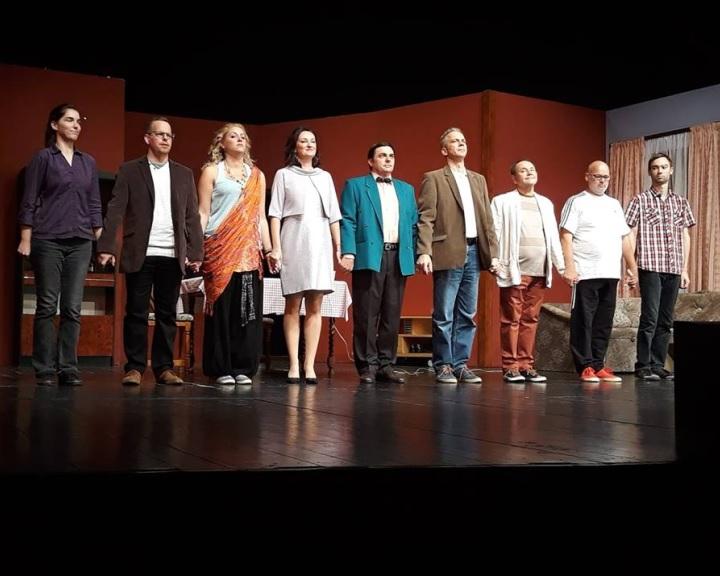 Celldömölki társulat nyerte az ötödik Komlói Amatőr Színházi Találkozó fődíját