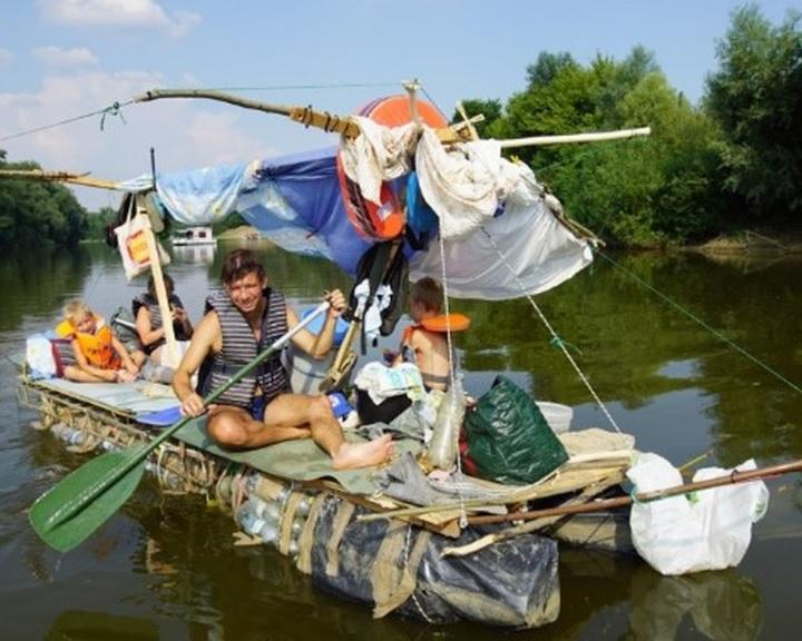 A Tisza-tavat tisztítják meg a hétvégén a PET kupa résztvevői