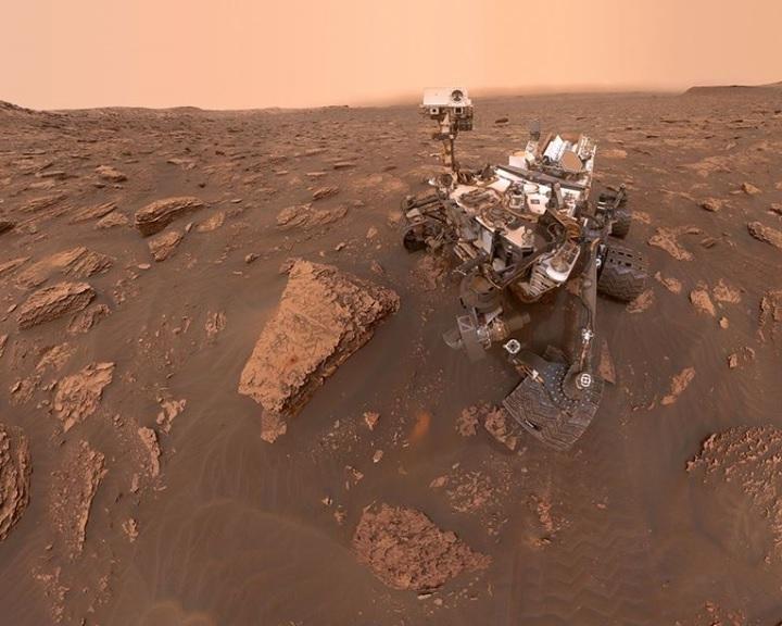 A marsi légkör ingadozó metánszintje rejtély a tudósok számára
