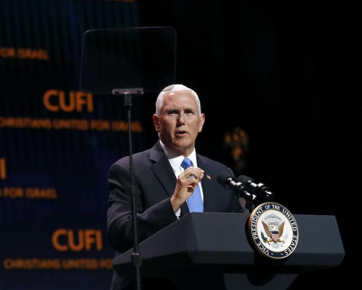 Pence: Washington továbbra is maximális nyomást gyakorol Iránra