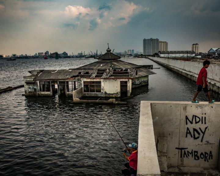 Indonézia egy fővárosnyi területet elvesztett az utóbbi évek alatt