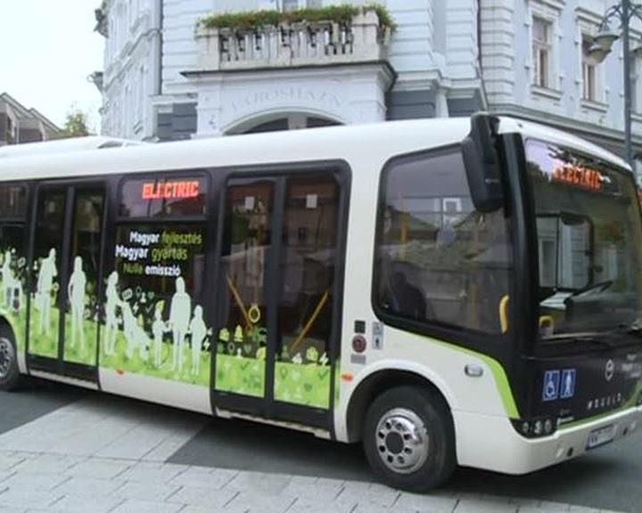 36 milliárd forint támogatást kapnak környezetbarát buszok beszerzésére a települések