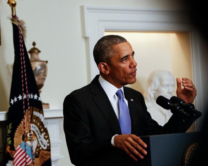 Trump csak azért mondta fel az iráni nukleáris egyezményt, mert azt Obama kötötte