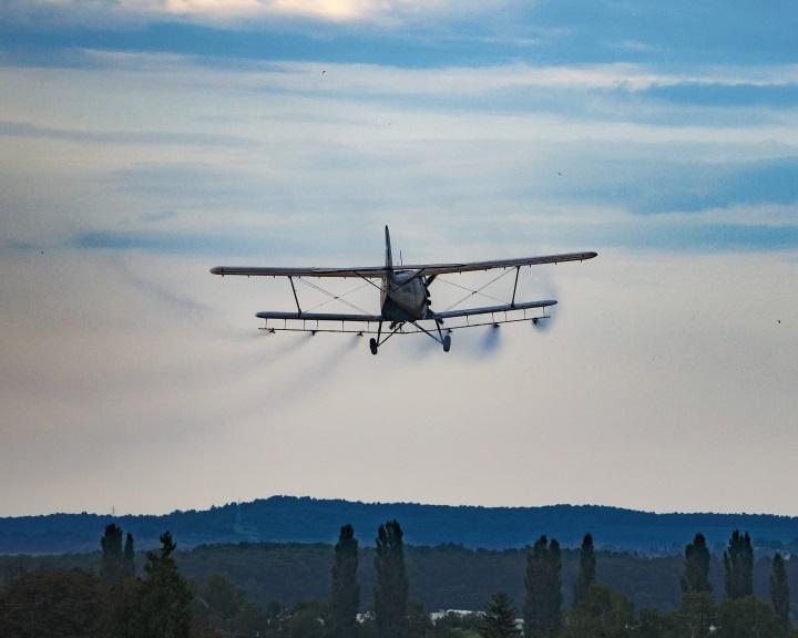 Katasztrófavédelem: folytatódik a szúnyogirtás