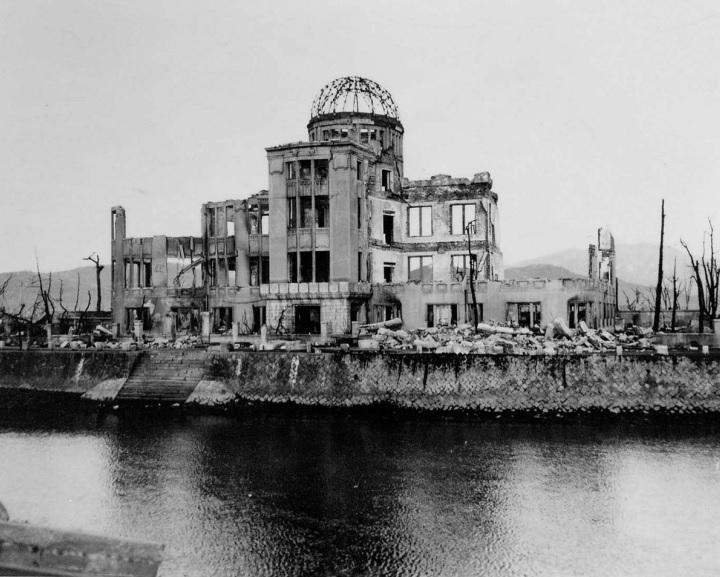 Az első atombombát 74 éve dobták le