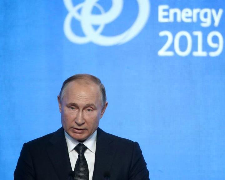 Putyin: Moszkva egyetlen destruktív lépést sem tett Washingtonnal kapcsolatban