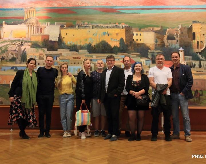 Új színházi-múzeumi együttműködés – a közös nevező: Csontváry