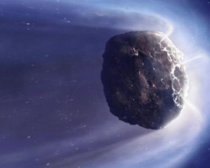 Gázt észleltek a Naprendszeren kívülről érkezett üstökös felszínén
