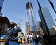 Rekordmagasságú a New York-i felhőkarcoló: One World Trade Center
