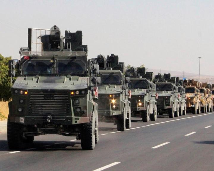 A török hadsereg ellenőrzése alá vonta a műveleti tervében kijelölt célpontokat Északkelet-Szíriában