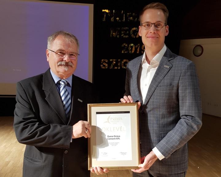 Újabb elismerésben részesült a DDC - díjjal jutalmazták a vállalat társadalmi felelősségvállalási törekvéseit