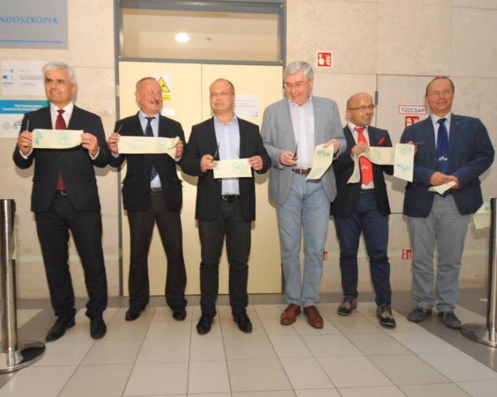 Hatékonyabbá vált a hasnyálmirigy-gyulladásban szenvedők kezelése Pécsen