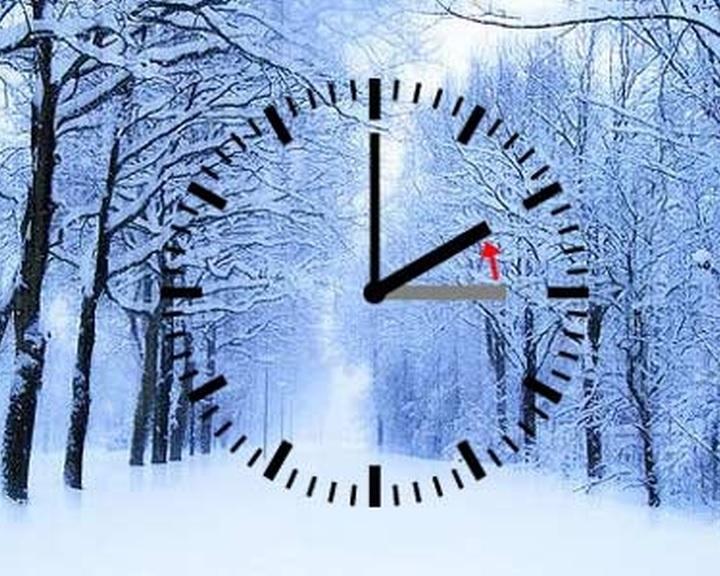 Vasárnap kezdődik a téli időszámítás