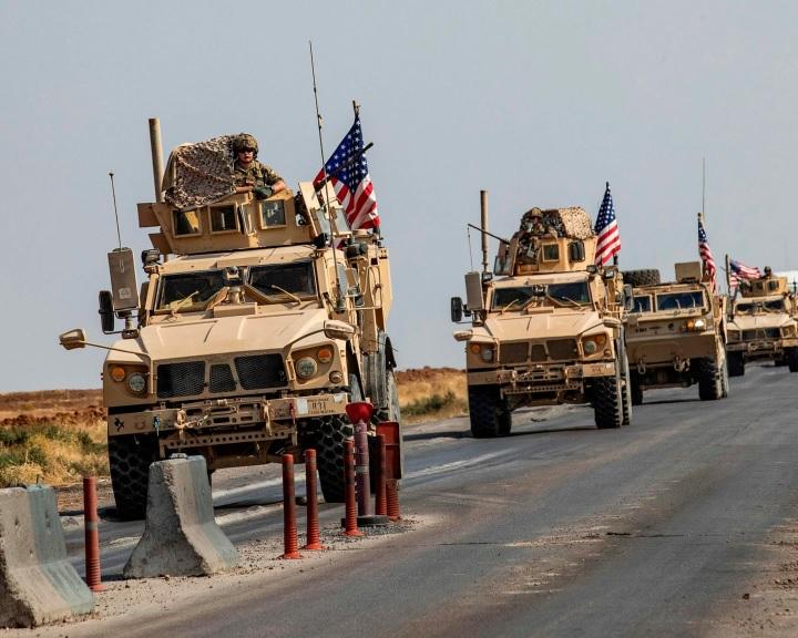 Az USA megerősíti szíriai jelenlétét az olajmezők védelmében