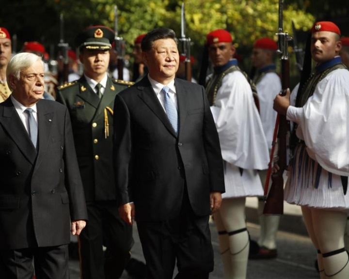 Kínai elnök: Pireusz kikötője lesz a kínai sárkány feje