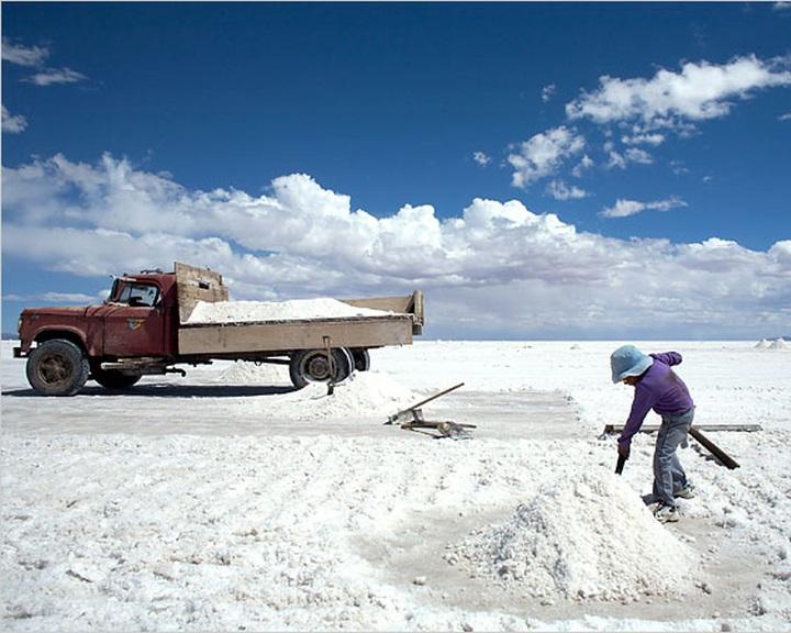 Nem megbízható lítiumforrás Bolívia