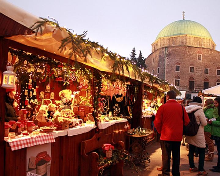 Százharminc programmal készülnek a karácsonyra Pécsen