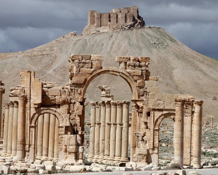 Orosz és szíriai múzeumok megállapodtak Palmüra helyreállításáról