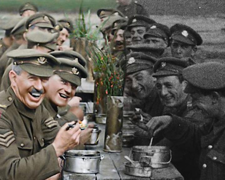 Peter Jackson első világháborús dokumentumfilmje csütörtöktől látható a magyar mozikban