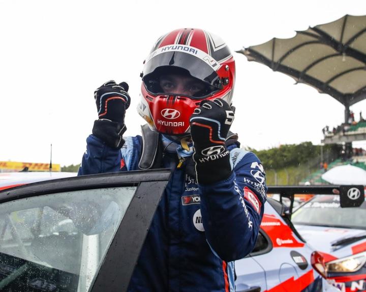 Michelisz Norbert világkupa-győztes