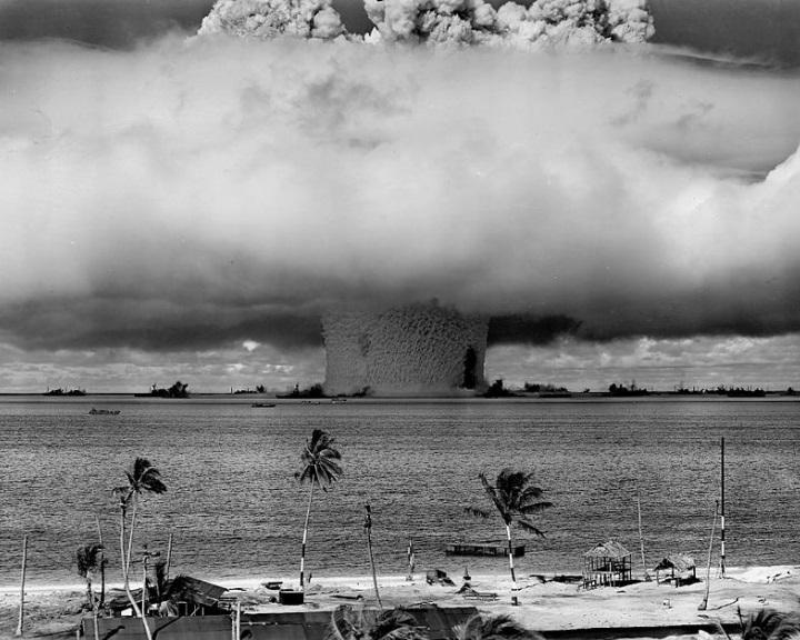 Meglepetés érte a tudósokat az 1946-ban végrehajtott víz alatti atomkísérlet helyszínén
