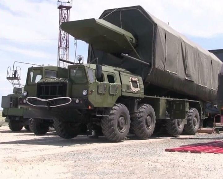 Oroszország hadrendbe állította az Avangard hiperszonikus rakétarendszert