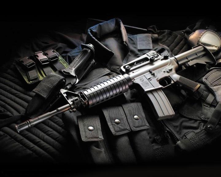 Amerika letarolta a fegyverpiacot