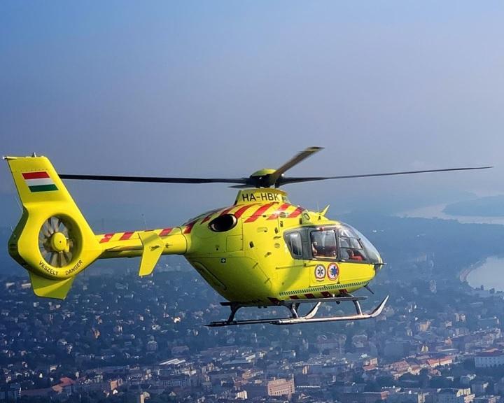 Minden magyar tulajdonú mentőhelikopter szolgálatba állt