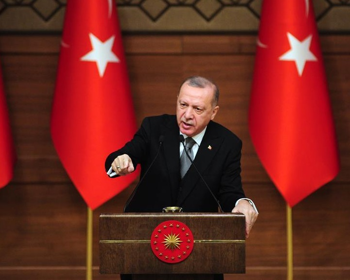 Trump figyelmeztette a török államfőt egy líbiai beavatkozás veszélyeire
