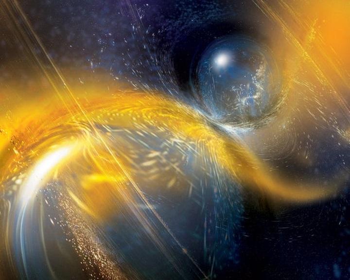 Ismét neutroncsillagok összeolvadását észlelte a LIGO-VIRGO detektorhálózat
