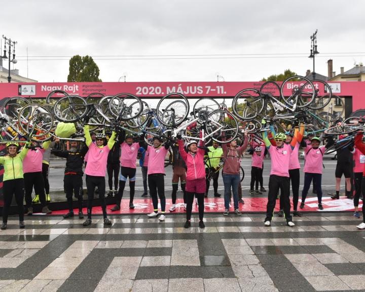 Giro d'Italia - Öt kontinens 198 országában várható közvetítés