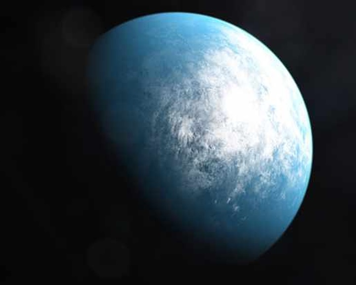 Először talált a TESS földméretű bolygót egy csillag lakhatósági zónájában