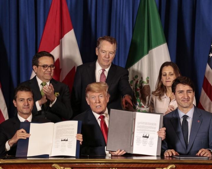 Az amerikai szenátus megszavazta az új észak-amerikai kereskedelmi egyezményt