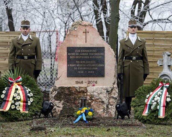 A korábbi bűnök okozta sebek akkor gyógyíthatók, ha segítjük a ma élő német közösséget