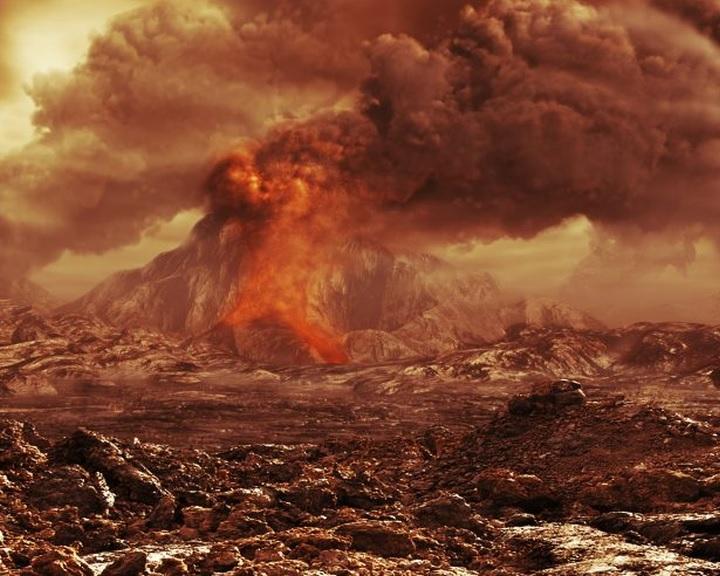 Aktív vulkánok vannak a Vénuszon