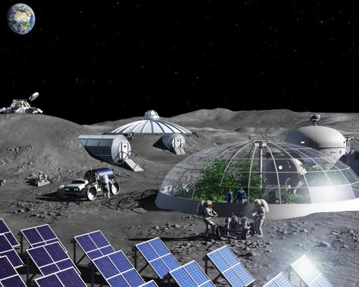 """Holdporból termel oxigént egy új """"erőmű"""""""