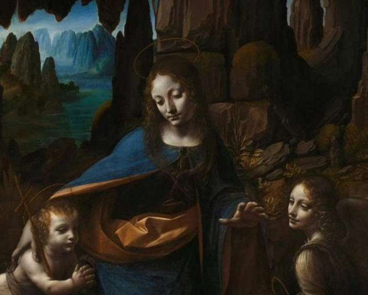 Új algoritmusok segítenek feltárni a da Vinci festményei alatt rejlő alakokat