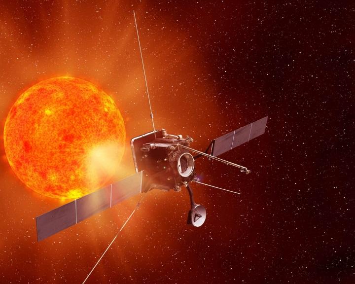 Magyar tudós közreműködésével indult útjára a Napot vizsgáló műhold