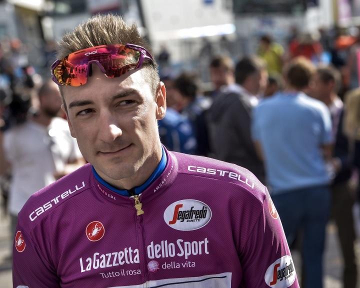 Giro d'Italia - Bemutatták a verseny Komárom-Esztergom megyei szakaszát